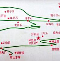 毛公山旅游利用好山海特色资源